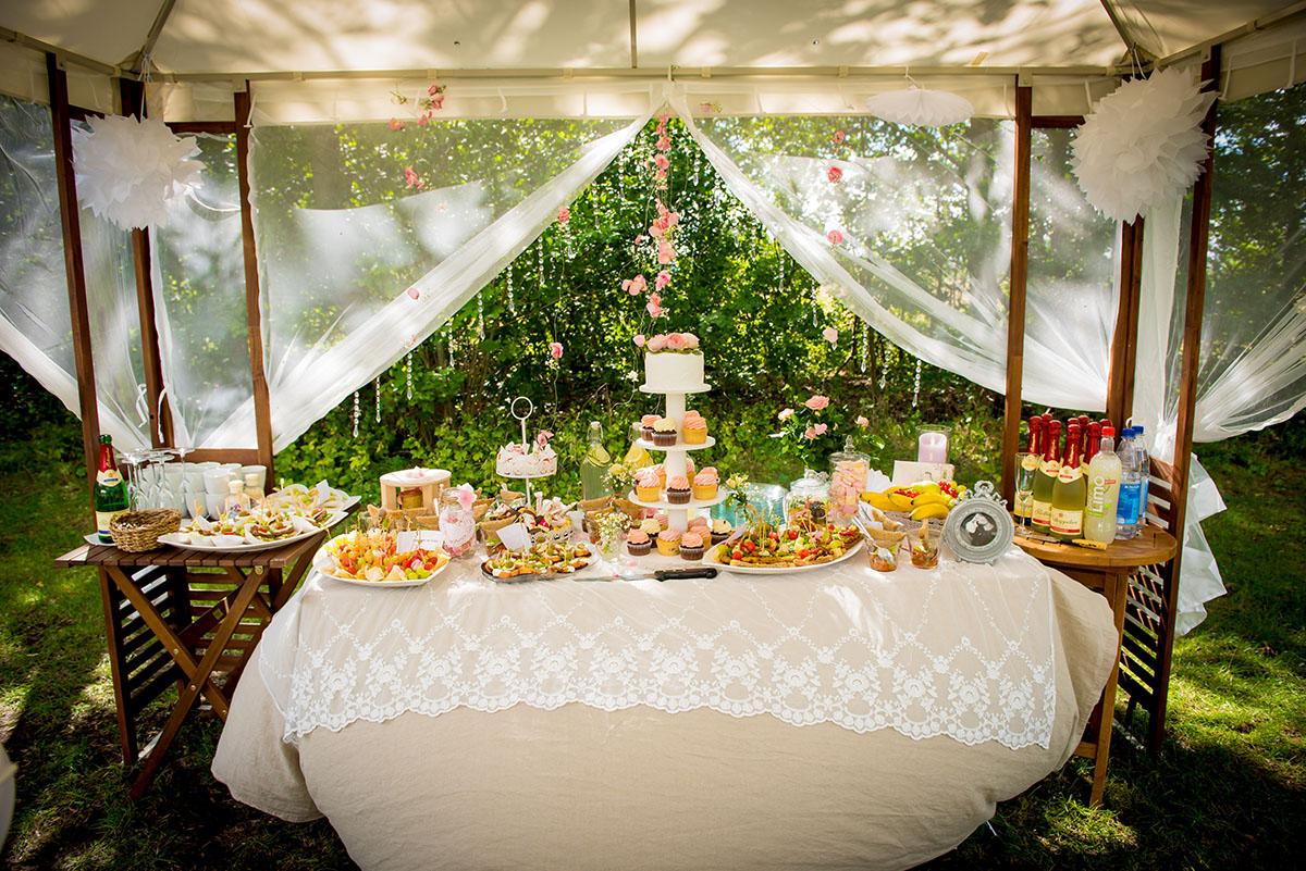 Hochzeit Kuchen DIY