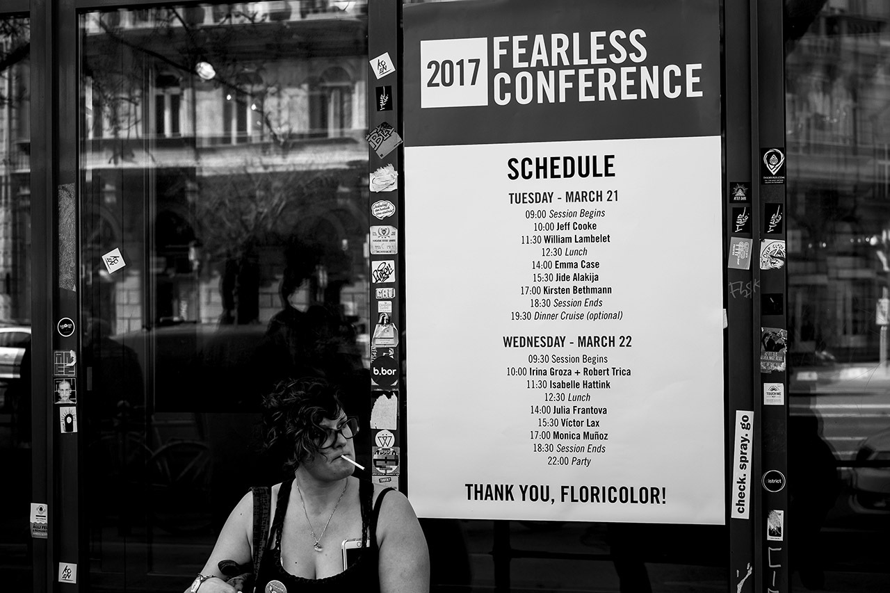 fearless conference budapest