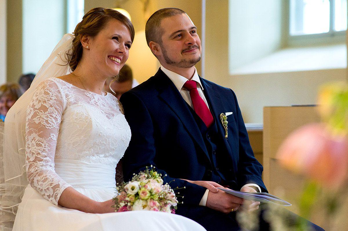 Immanuelkirche Probstheida Hochzeit