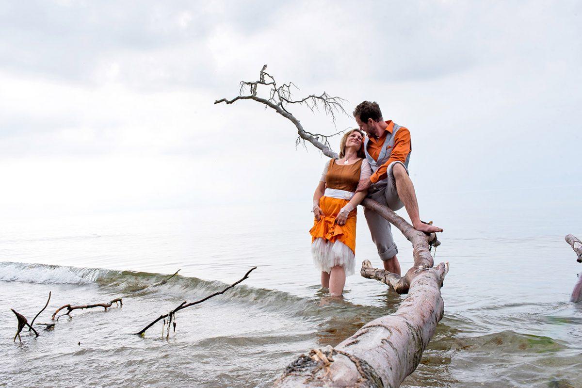 Hochzeitsfotograf Ostsee Strand