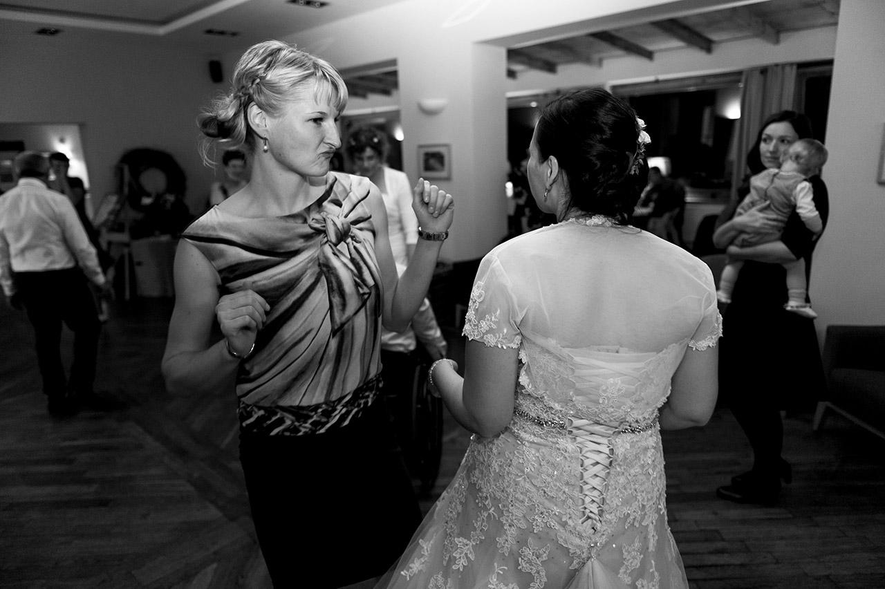 Hochzeitsfotograf Party