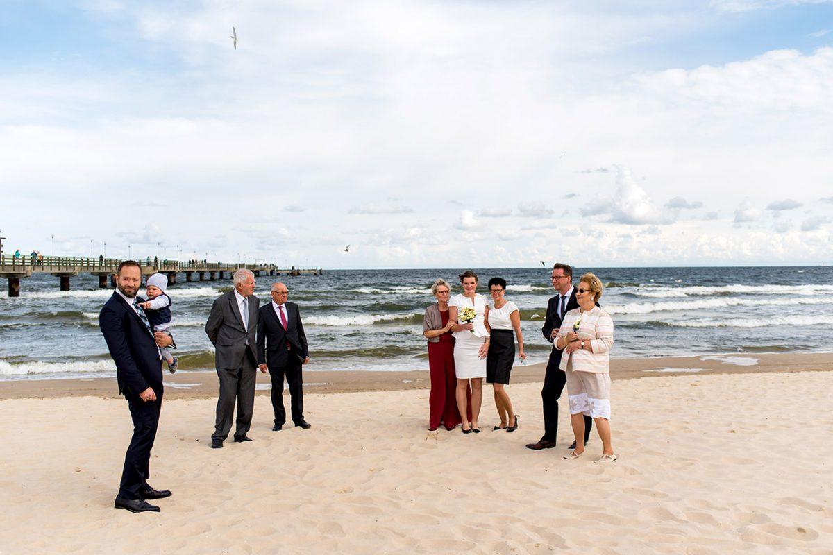 Hochzeitsfotograf Seebrücke Ahlbeck
